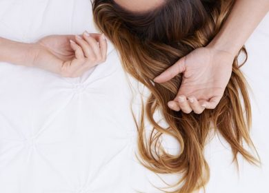 Is It Better To Have Your Hair Tied Of Loose While Sleeping?